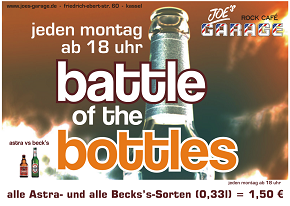 Battle of the Bottles